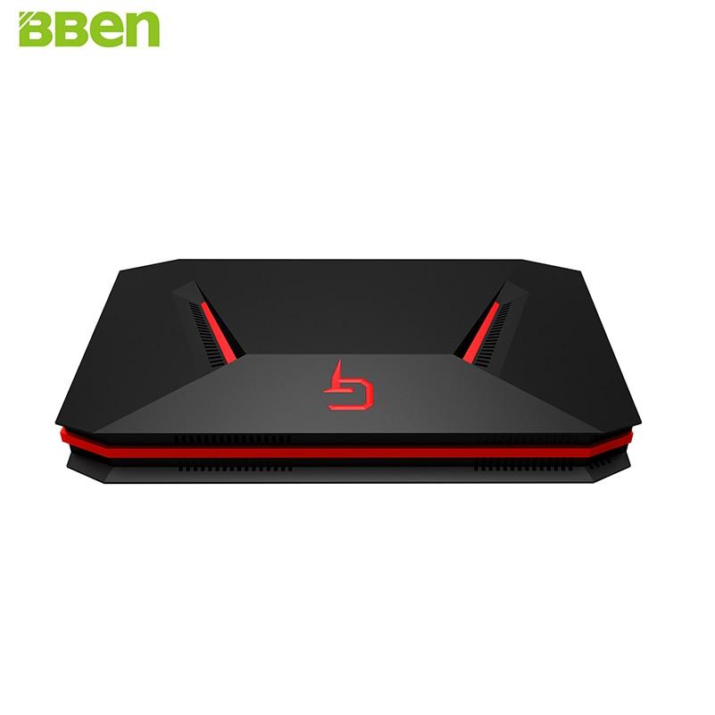BBEN GB01 Mini PC Intel i7 7700HQ NVIDIA GTX1060 GDDR5 6g Scheda Video M.2 SSD Potente Gaming Casella di Computer win10 Prezzo Più Basso!