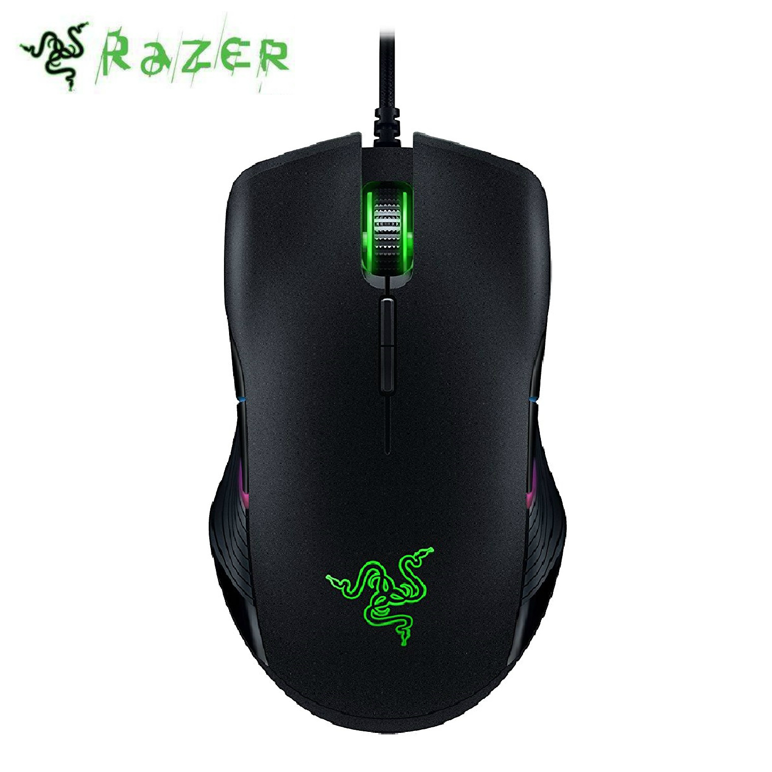 Razer Lancehead Tournament Edition Gaming Mouse 16000 DPI PC Gamer Wired 5G 9 Buttons Ambidextrous Synapse chroma optical Mouse salmo tournament 050 018