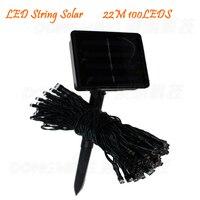 Solar Led Christmas Lights 22m 100 LED 3 Modes Solar Fairy String Light For Outdoor Garden
