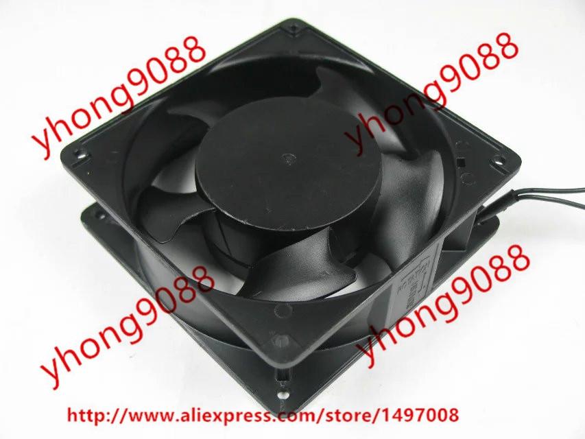 Emacro   CNDF TA12038HBL-2 AC 220V 0.14A  120x120x38mm Server Square  Fan emacro for nonoise a8025h24b server square fan dc 24v 0 095a 80x80x25mm 2 wire