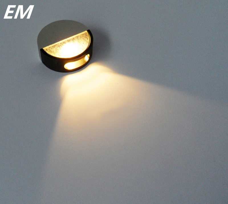 aliexpress com modern home lighting wall sconces 3w aluminum led light down bedside lamp reading creative design decoration bedroom from - Bedroom Wall Sconces For Reading