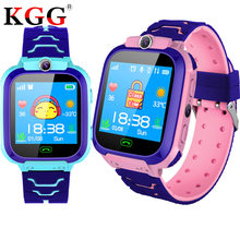 S9 Children Baby Smart Watch LBS Positioning Phone Call SOS Safe Camera Watches For Kid Clock 1.44 inch For IOS Android Phone(China)
