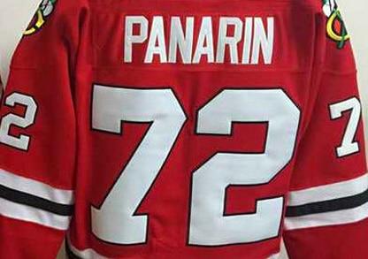 ff902fcc16a Artemi Panarin Jersey Stadium Series 72 Chicago Blackhawks Hockey Jerseys  Ice 2015 2016 ...