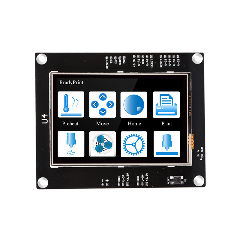 High Quality TFT35 V1.1 Smart Control Panel 3.5 inch Touch Screen Compatible With MKS Base For 3D Printer free shipping sw luts as dz bjd sd boots bjd shoes