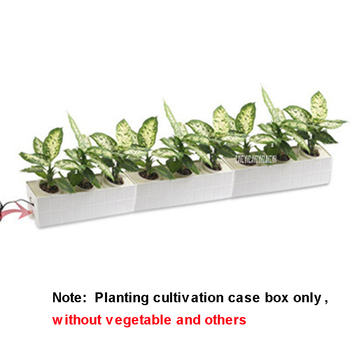 Home Balcony 220V 2W Electronic Vegetable Seed Water Cultivate Planting Case Box Soilless Soil-Free Cultivation Equipment