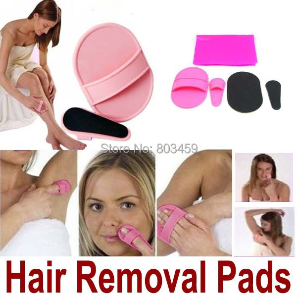 New Fashion Cheap Pro Hair Removal Tools Smooth Legs Skin Care Clean Pads Portable Epilator Skin Lip Hair Remover Set mythos clean skin купить оптом