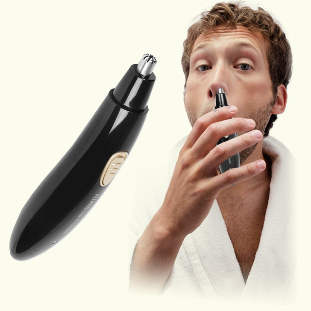 Aparador de pelos masculino pelo nariz Nose Ear Hair Trimmer Nose Hair Trimmer Face Removal  Eyebrow Trimmer Rechargeable shaver