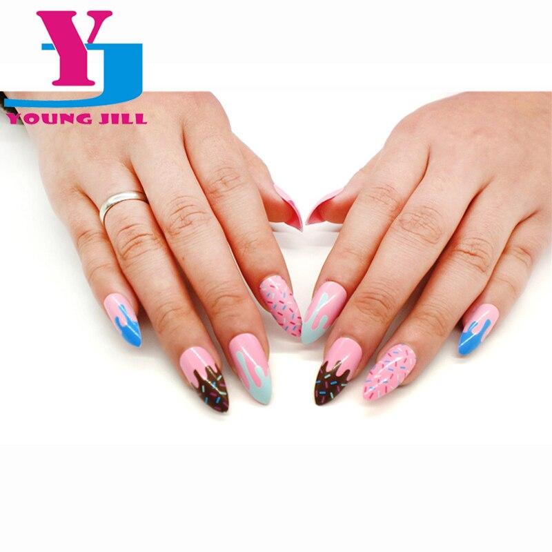 Aliexpress.com : Buy Phototherapy Fake Nails New UV