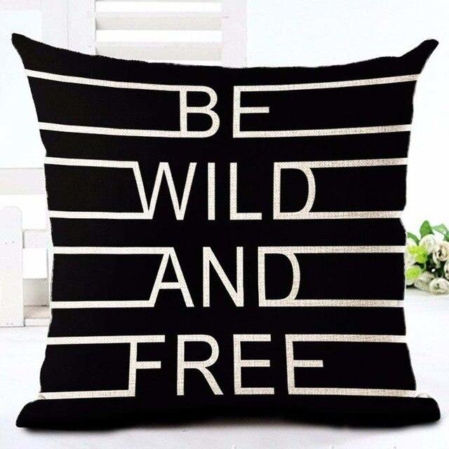 Home Linen Pillowcase Size: 45cm WT0057 Color: 22