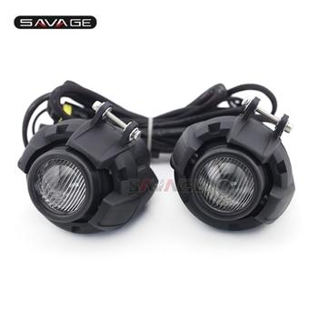 Front Head Light Driving Aux Lights Fog Lamp Assembly For DUCATI Hyperstrada 820/939 Multistrada 1200/S/DVT