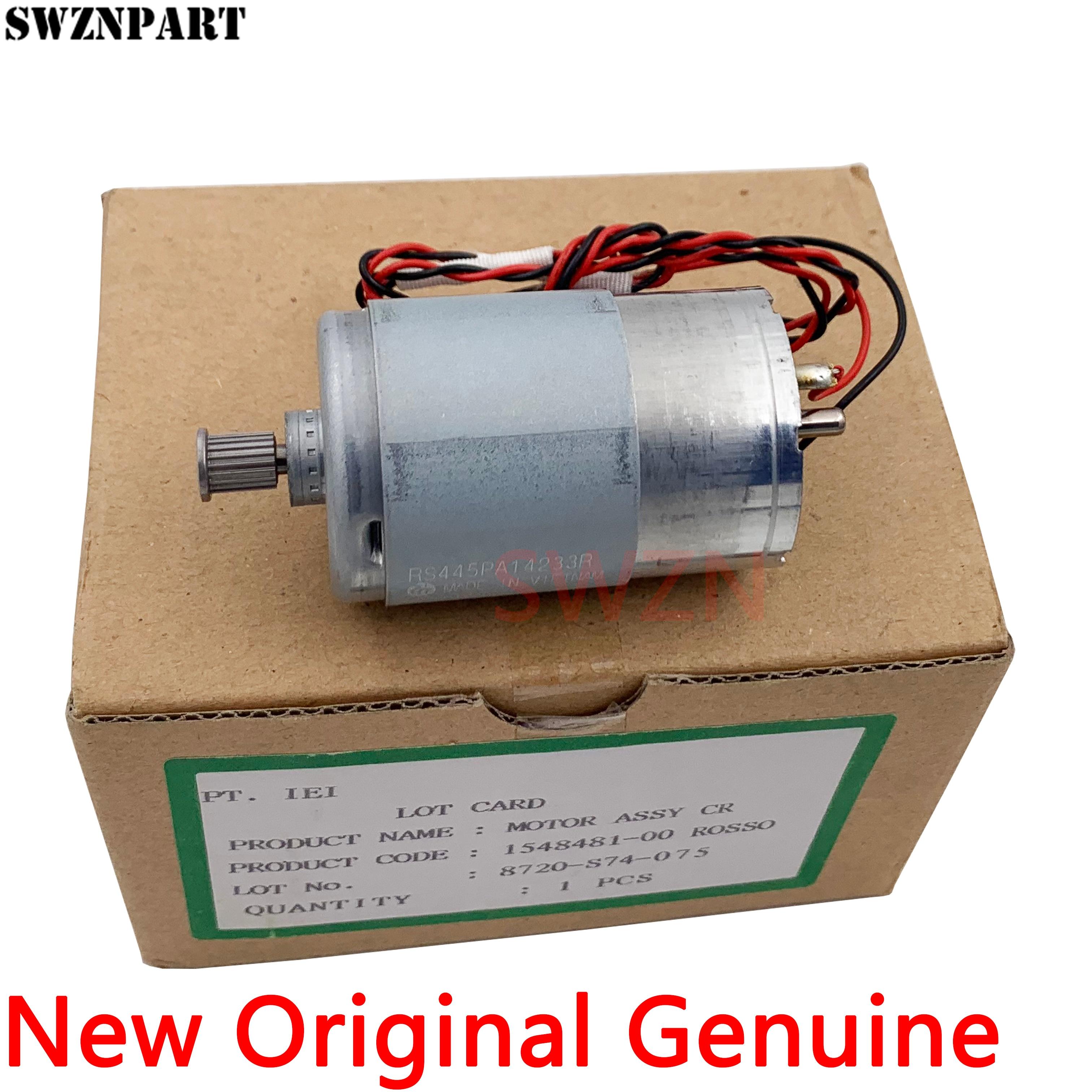 Novo CR motor do Carro de Motor Do Motor Para Epson M101 M201 M105 M205 L605 L655 L1455 L600 L606 L650 L656