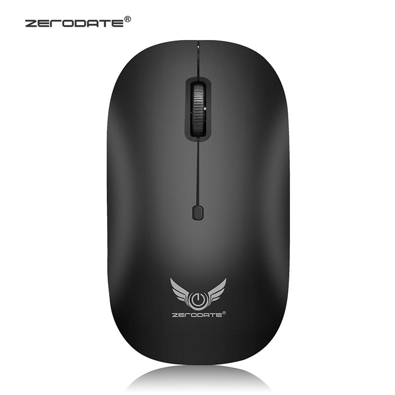 Drop Shipping Bluetooth Wireless Gaming Mouse 3 Keys 1600DPI Ergonomics Optical Mouse Mi ...
