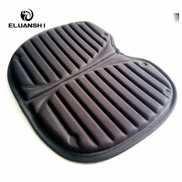 Lightweight Seat Pad Back Paddling Kayak sail for fishing accessories marine Canoe parts rowing boats CE water sports surf fins