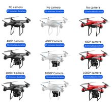 S32T HD Long Using Time Drone With 30W/500W Camera Quadcopter Wifi Real-time Graphic Telecontrol RC Helicopter Kids Toys