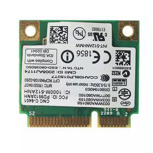 Image 4 - Kablosuz Wi Fi Ağ Kartı Adaptörü Ile Intel 5100 512AN_HMW Yarım Mini PCI E 802.11a/g/n Dual Band 300 Mbps Dizüstü Bilgisayar