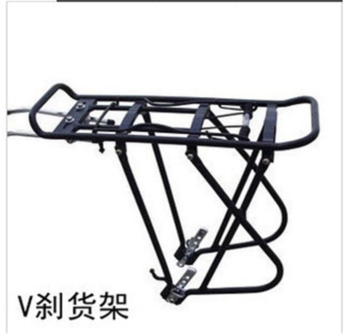 New Planet Bike Eco Rack Rear Bicycle Rack Black
