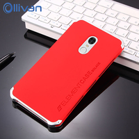 OLLIVAN For Xiaomi Redmi Note 4X Case Note 4 Aluminum Metal Frame 3 In 1 Hard