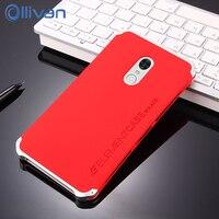 OLLIVAN For Xiaomi Redmi Note 4X Case Note 4 Aluminum Metal Frame 3 In 1 Hard