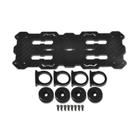 F05503 T810 T960 Hanging Type Dual Battery Mount Bracket TL96018 For FPV Quadcopter Hexacopter UFO