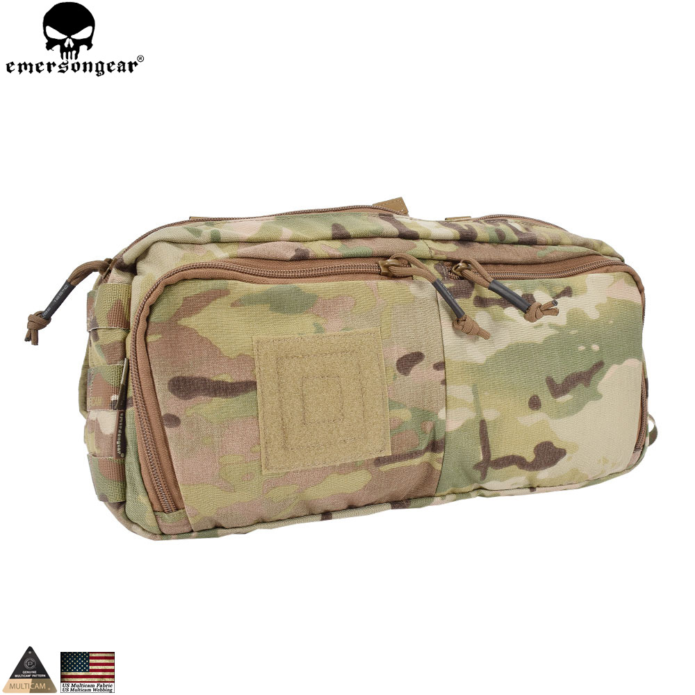 EMERSONGEAR Multi-function RECON Waist Bag Sling Pack Messenger Bag Tactical Combat Package Gear Hunting Accessories EM5802 manic street preachers manic street preachers the profile 2 cd