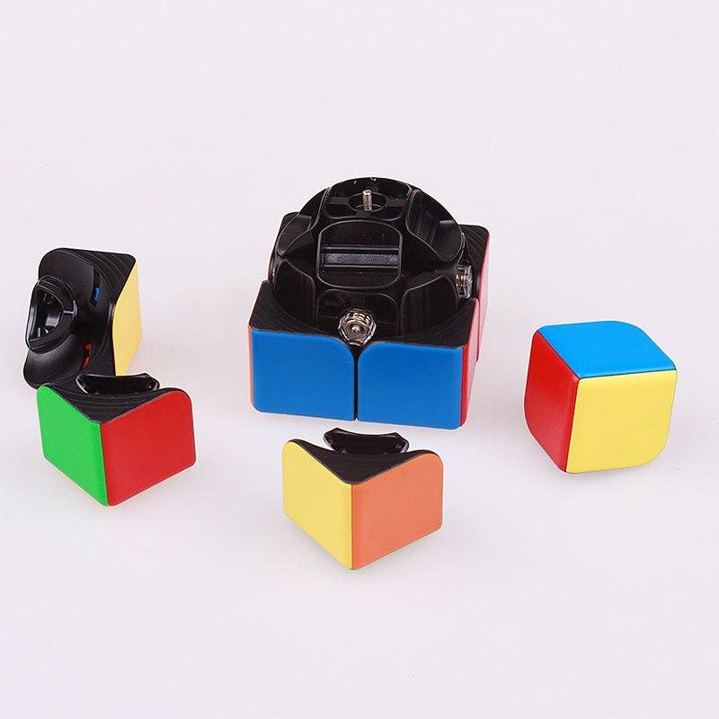GAN249 V2 rompecabezas velocidad mágica cubo 2x2x2 profesional - Juegos y rompecabezas - foto 5