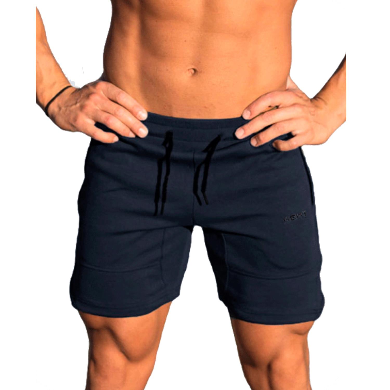 Shorts Mens 2018 Summer Fitness Solid Color Hot Cargo Men Beach Shorts Men Boardshorts Male Brand MenS Short Casual Fitness
