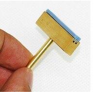 Useful Hot Pressing Shovel 30W Hot Press T Type Iron Tip Welding Tip