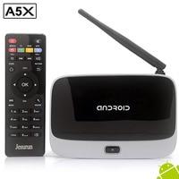 Q7 Android 4 4 OS TV Box CS918 Full HD 1080P RK3128 Quad Core Smart Media