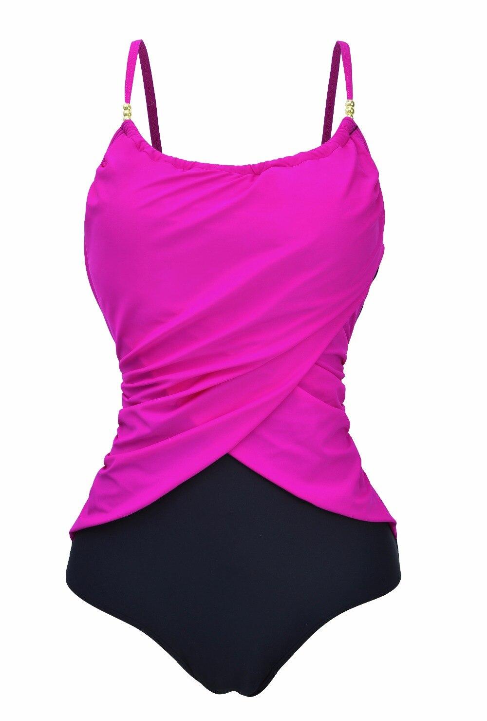Gratë e rrobave të banjësve me madhësi 4XL Plus 1 veshje për - Veshje sportive dhe aksesorë sportive - Foto 6