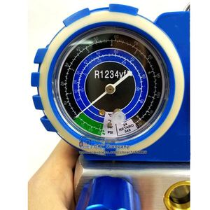 Image 2 - Qualidade superior r1234yf a/c conjunto de calibre coletor