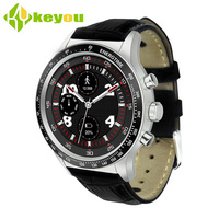 Keyou Y3 3G Smart Watch Phone Wifi Bluetooth Heart Rate Monitor Android5 1 Mtk6580 Quad