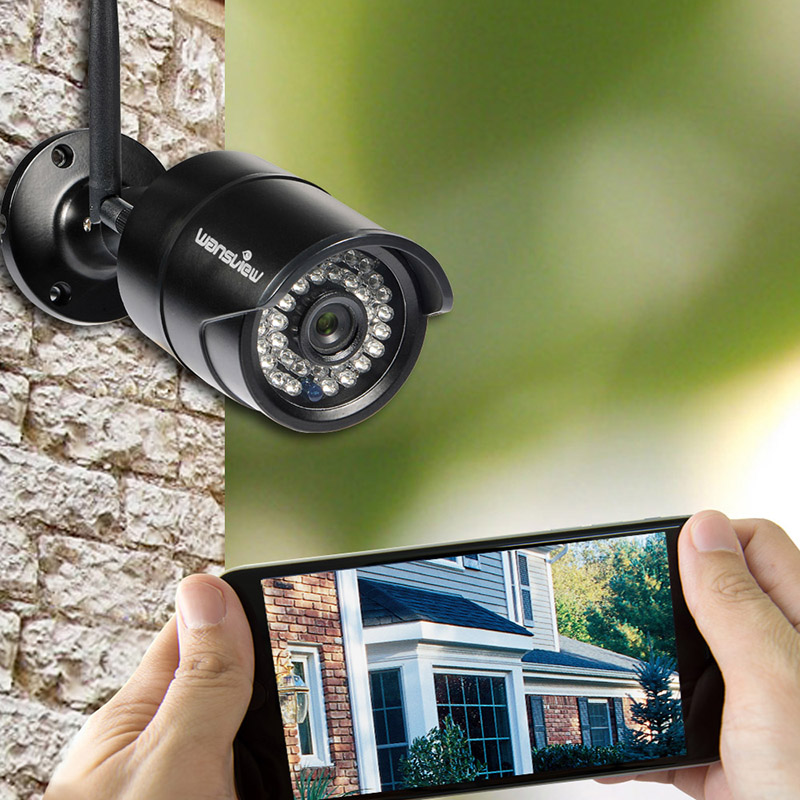 Онлайн на домашнюю камеру