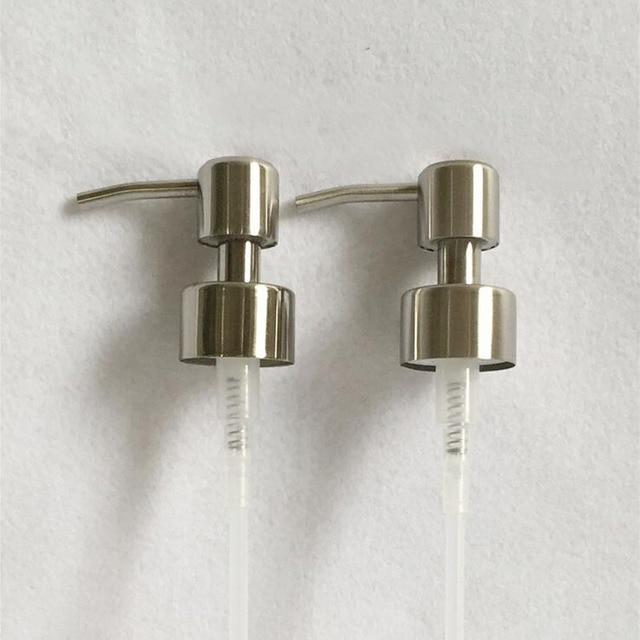 1 Stück 304 Edelstahl Hand Seifenspender Düse für Badezimmer Küche ...