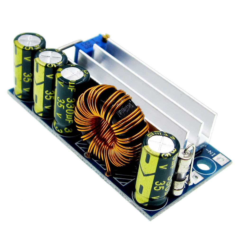 Module d'alimentation automatique à courant continu AT30 convertisseur Buck Boost remplacer XL6009 4-30 V à 0.5-30 V