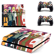 Naruto Skin Sticker Decal Vinyl For Sony PS4
