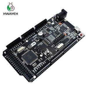HWAYEH Mega2560 + WiFi R3 ATmega2560+ESP8266 32Mb memory USB-TTL CH340G. Compatible for Arduino Mega NodeMCU For WeMos ESP8266(China)
