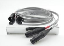 AN VX XLR interconnecte XLR câble audio 2 M avec la paire de boîte dorigine