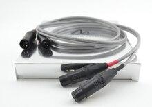AN VX XLR interconnects XLR audio cable 2M with original box pair