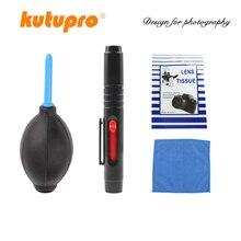 Цифровая зеркальная камера, тканевая ручка для чистки, комплекты для чистки, бумага для объектива, 4в1, для canon, sony, nikon, pentax, комплект для камеры