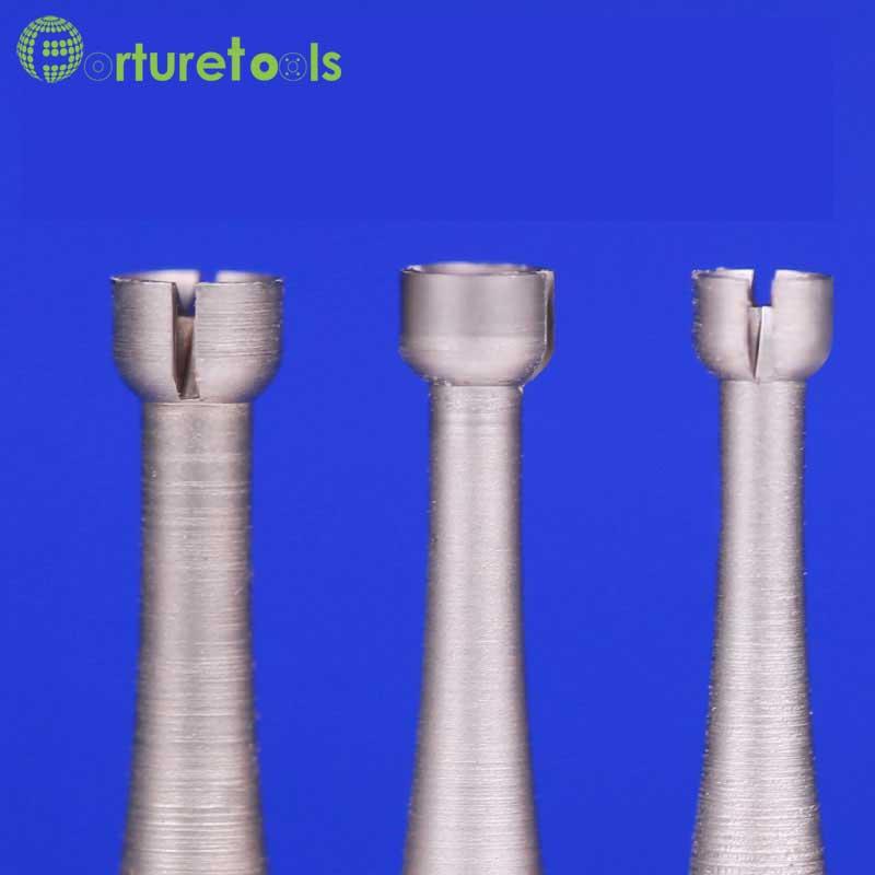 Scule de sculptură de tungsten tip G Router Bits dremel Scule de - Instrumente abrazive - Fotografie 3