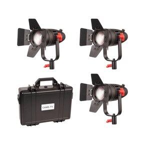 Image 1 - 3 uds CAME TV Boltzen 30w Fresnel sin ventilador linterna Led luz del día
