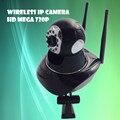 HD 720 P Câmera IP sem fio Wi-fi Suporte 128G Cartão Sd E duas Vias de Áudio Câmera De Segurança P2P Mega CCTV Rede de Segurança do bebê monitor de
