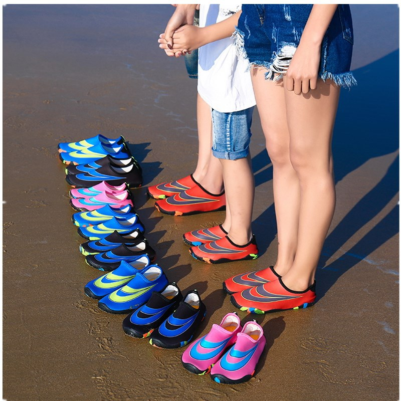 761043a69 High Quick Dry Non-slip Seaside Beach Shoes Swimming Fins Snorkeling Diving  Socks rubber shoes for swimming fishing wetsuit ~ Hot Sale July 2019