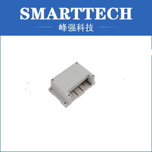 White ABS electronic parts and components mould