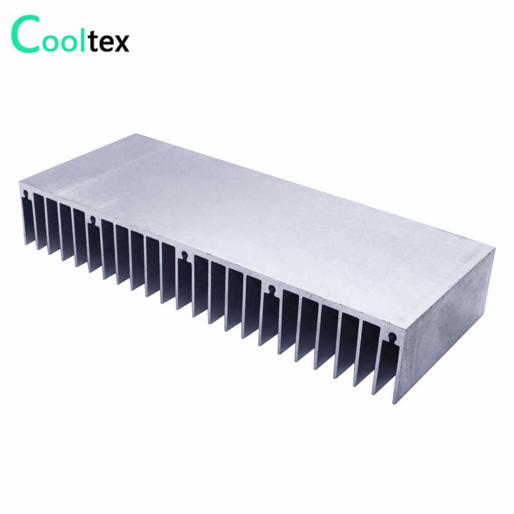 (特別オファー) 150 × 60 × 25ミリメートルラジエーターアルミヒートシンク突き出されたヒートシンク用led電子熱放散冷却クーラー