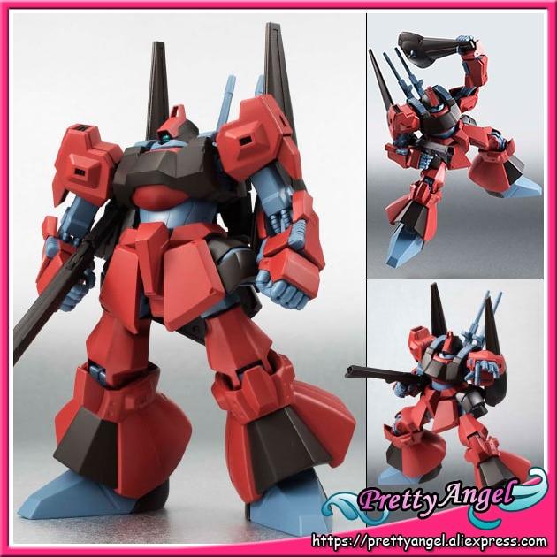Japanese Anime Original Bandai Robot Spirits No.189 Mobile Suit Zeta Gundam Action Figure - Rick Dias (Quattro Bageena Use) mobile robot motion planning