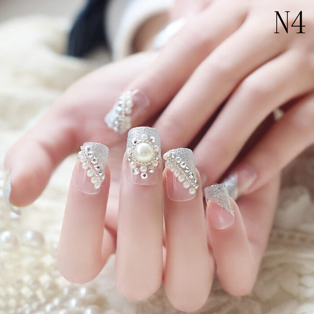 Funky Fake Nail Art Online Crest - Nail Paint Design Ideas ...