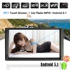 2 DIN Android Car Radio GPS WIFI 5 1 Mutimedia Player GPS Navigation Stereo Autoradio Entertainment