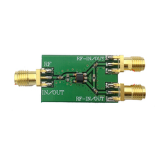 ההפרש מוארק ממיר Balun 1:1 ADF4350 ADF4355 10 MHZ 3 GHz עבור לשינקין רדיו מגבר