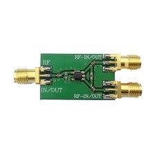 Single Ended diferencial Conversor Balun 1:1 ADF4350 ADF4355 10 MHZ 3 GHz PARA Amplificador de rádio AMADOR